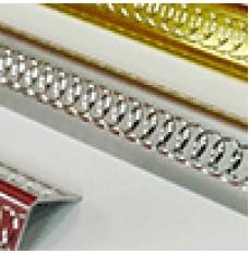 Декоративные алюминиевые и латунные углы