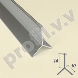 Алюминиевый угловой У-образный профиль V.V.A-MSD10/12 декоративный