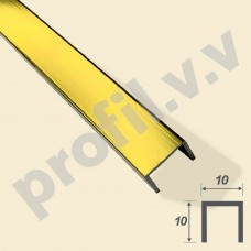 Алюминиевый профиль для плитки V.V.A-P ECO/PRO