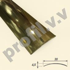 Латунный порог (стык)  V.V.A-L-R30