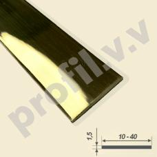 Латунный профиль V.V.A-L-PP10 ECO/PRO
