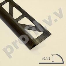 Латунный профиль закладной V.V.A-L-N9 /V.V.A-L-N12 премиум