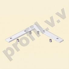 Полоса соединительная V.V.S-PSP-10-75-75 угловая