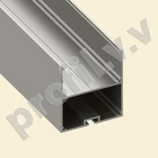 Профиль светодиодный V.V.S-PP5055 подвесной алюминиевый
