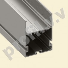 Профиль светодиодный V.V.S-PP5070 подвесной алюминиевый