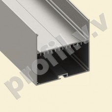 Профиль светодиодный V.V.S-PP7070 подвесной алюминиевый