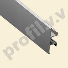 Профиль светодиодный V.V.S-PS50x16 алюминиевый скрытый