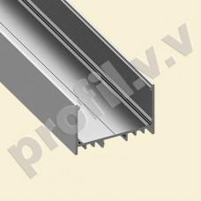 Профиль светодиодный V.V.S-PS5032 скрытый алюминиевый