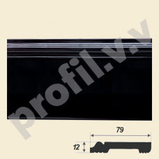 Плинтус напольный V.V.D-D005-195