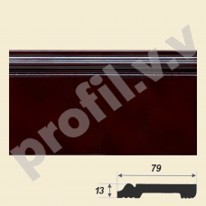 Плинтус напольный V.V.D-D005-62
