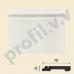Плинтус напольный V.V.D-005-35
