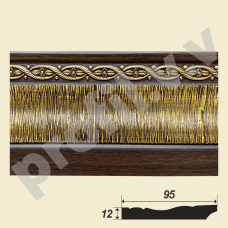 Плинтус напольный V.V.D-153-3