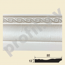 Плинтус напольный V.V.D-153-6