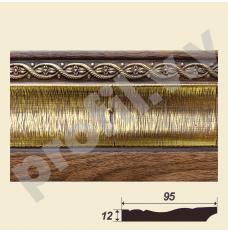 Плинтуса напольные с орнаментом