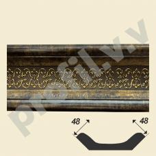 Карниз потолочный V.V.D-167-767