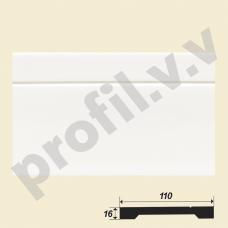 Плинтус напольный V.V.D-A017