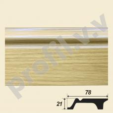 Плинтус напольный V.V.D-D122-73