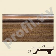 Плинтус напольный V.V.D-D122-75