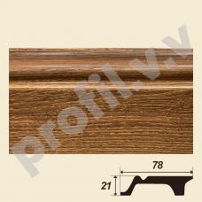 Плинтус напольный V.V.D-D122-85