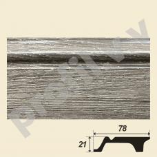 Плинтус напольный V.V.D-D122-86