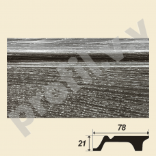 Плинтус напольный V.V.D-D122-87