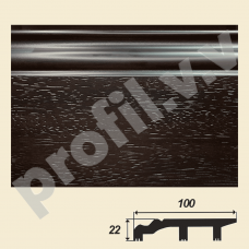 Плинтус напольный V.V.D-D232-433