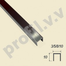 Профиль из нержавеющей стали V.V.A-N-P10 PRO