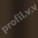 Темно-коричневый матовый