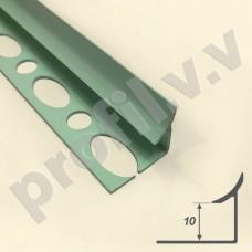 Пластиковый профиль для плитки V.V.A-VZP цветной