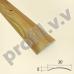 Порог алюминиевый (стык) полукруглый V.V.R-R30 /V.V.A-R30