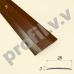 Порог алюминиевый - стык универсальный V.V.R-R28