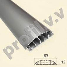 Алюминиевый порог (стык)  V.V.A-RKK60 со скрытыми кабель-каналами