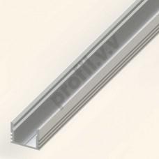 Профиль светодиодный алюминиевый V.V.S-PN12x16 накладной