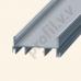 Профиль светодиодный V.V.S-PS12x35 алюминиевый скрытый