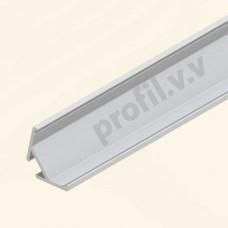 Профиль светодиодный V.V.S-PU16x16 алюминиевый угловой
