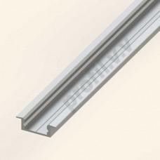 Профиль светодиодный V.V.S-PV16-7x22 алюминиевый встраиваемый