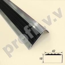 Алюминиевый профиль угловой V.V.A-UN18x42R