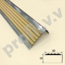 Алюминиевый профиль угловой V.V.A-UN18x50R