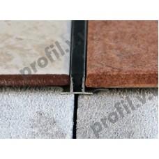 Алюминиевый профиль противоскользящий V.V.A-DSH8x9