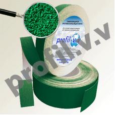 Противоскользящая самоклеящаяся лента V.V.A-NJD25/50 зеленая