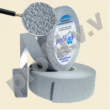 Противоскользящая полиуретановая лента V.V.A-NJDP25/50 для бассейнов  серая
