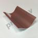 Алюминиевый внутренний угол для плитки V.V.A-UVO20/UVO30 округлый ECO