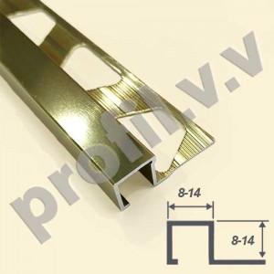 Алюминиевый профиль  V.V.A-KV8x8 /10х10 /12x12 /14x14