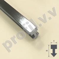 Алюминиевый профиль разделительный V.V.A-LG5