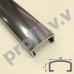Алюминиевый профиль для плитки (бордюр) V.V.A-BD20/30 ECO