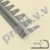 Алюминиевый профиль для плитки V.V.R-NVBG10 / V.V.R-NVBG12 ECO