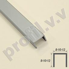 Алюминиевый профиль для плитки V.V.A-P ECO