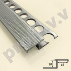 Алюминиевый профиль V.V.R-APZ10 для ступеней ECO