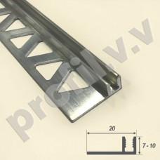 Алюминиевая основа для Т-образного профиля V.V.A-OT7 ECO
