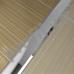 Порог из нержавеющей стали V.V.A-N-R30PL/V.V.A-N-R100PL ECO плоский